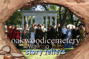 oakwood cemetery 2013